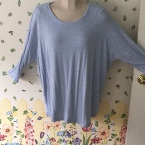 Baby blue pullover